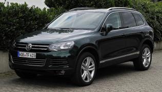 Audi Q7 Q5 Volkswagen Touareg Porsche Cayenne Panamera запчасть б.у. из Европы
