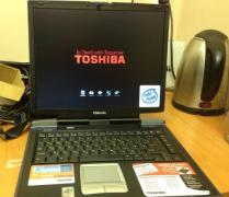 Cheap laptop Toshiba Satellite A15-S129 (as new)