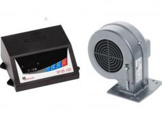 controller SP Elektronik KG-05 fan and a DP-02