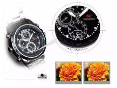 DB 007 waterproof HD camcorder watch camera 8GB memory