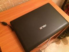 Fashionable, slim netbook Asus X101H (in excellent condition)