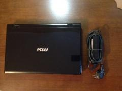 Gaming laptop MSI CX500 (in excellent condition)