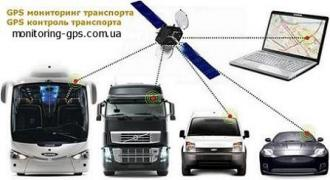 GPS-мониторинг и контроль автомобилей