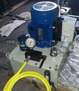 Hydraulic pump station from the Ukrainian producer