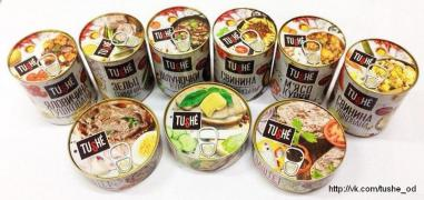 Консервы TM Tushe