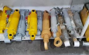 Manufacturing, repair, service of hydraulic cylinders