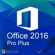 Microsoft Office 2016 Pro Plus is for homes and small organizations