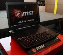 MSI GT80 Titan SLI