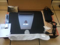 Ноутбук asus G751JY-DH71 Рог i7 с 24 ГБ 1 ТБ + 256 ГБ