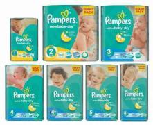 Подгузники Pampers Active Baby оптом