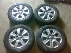Продам оригинальные легкосплавные диски R16 на VW Т5