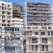 Работа в Польше и Германии на утеплении зданий