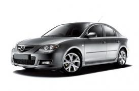 Rent a car Mazda 3 from $18 per day