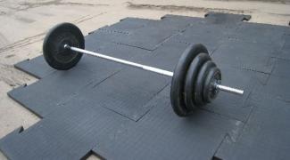 Рездоры, резиновое покрытие для спортзала и площадок
