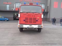 Рятувальний автомобіль хімічної служби