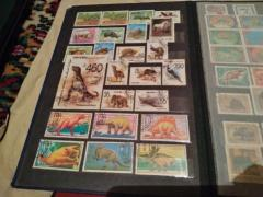 Sell stamp collection