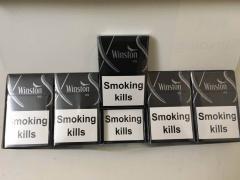 Selling cigarettes WinstonXS