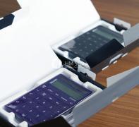 Стильный калькулятор Canon X MARK I
