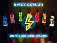 Светильники Лава лампы (лава лампа в ассортименте)
