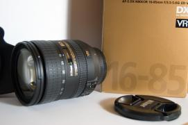 the Nikon AF-S DX Nikkor 16-85mm f/3.5-5.6 G ED VR