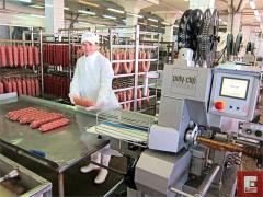 Упаковщик колбасных изделий