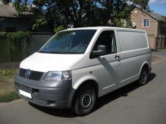 vw transporter 2004