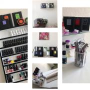 We hand over the workplace to the master of manicure, pedicure, Zhilyanskaya street