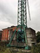 Здам в оренду або продам італійський баштовий кран Simma GT 183